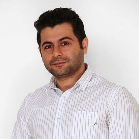 محمد مالک زبان انگلیسی